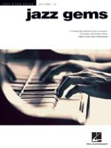 Jazz Piano Solos Volume 13 - Jazz Gems Partition laflutedepan.com
