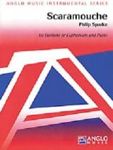 Scaramouche Philip Sparke Partition Tuba - laflutedepan.com