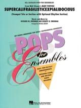 Supercalifragilisticexpialidocious - Pops for Ensembles laflutedepan.com