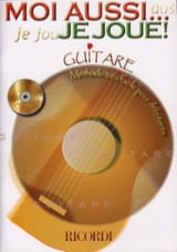 Moi Aussi... Je Joue! Partition Guitare - laflutedepan.com