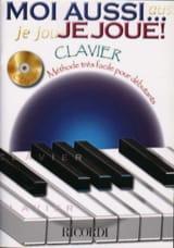 Moi Aussi... Je Joue! Partition Piano - laflutedepan.com