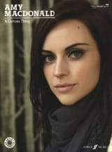 Amy Macdonald - A Curious Thing - Partition - di-arezzo.fr