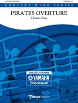 Thomas Doss - Pirate's Overture - Sheet Music - di-arezzo.com