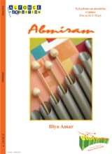 Abmiram illya Amar Partition Marimba - laflutedepan.com