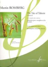 The Tale Of Taliesin - Concerto Martin Romberg laflutedepan.com