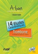 14 Etudes Caractéristiques Jean-Baptiste Arban laflutedepan.com