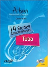 Jean-Baptiste Arban - 14 Studies Characteristics - Sheet Music - di-arezzo.co.uk