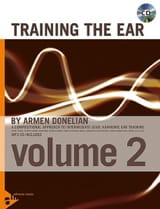 Armen Donelian - Training The Ear Volume 2 - Partition - di-arezzo.fr