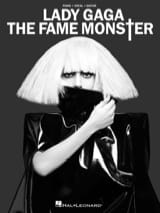 The Fame Monster Gaga Lady Partition laflutedepan.com