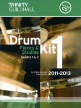 Drum kit 1 - Pieces & Studies Grades 1 & 2 laflutedepan.com