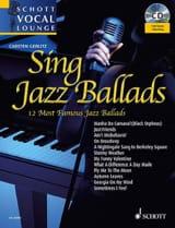Sing Jazz Ballads - Partition - Jazz - laflutedepan.com