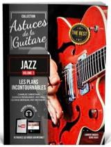 Astuces de la Guitare Jazz Volume 1 COUP DE POUCE laflutedepan.com
