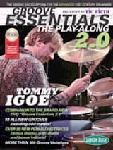 Tommy Igoe - Groove Essentials 2.0 The Play Along - Partition - di-arezzo.fr