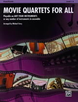 Movie quartets for all Partition laflutedepan.com