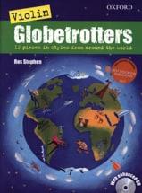 Globetrotters - Violon Ros Stephen Partition Violon - laflutedepan.com