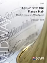 The Girl With The Flaxen Hair - Claude Debussy - laflutedepan.com