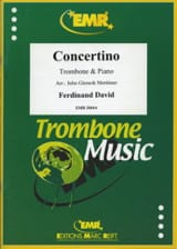 Ferdinand David - Concertino - Sheet Music - di-arezzo.co.uk
