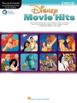 Disney Movie Hits DISNEY Partition Hautbois - laflutedepan.com