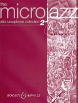 christopher Norton - The Microjazz Alto Saxophone Collection 2 - Partition - di-arezzo.fr