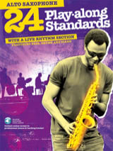 24 Play-Along Standards With A Live Rhythm Section laflutedepan.com