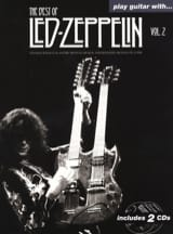 Led Zeppelin - Play Guitar With... The Best Of Led Zeppelin Volume 2 - Partition - di-arezzo.fr