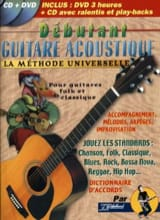 Jean-Jacques Rébillard - Beginner acoustic guitar - Sheet Music - di-arezzo.com