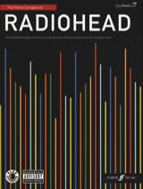 The Piano Songbook Radiohead Radiohead Partition laflutedepan.com