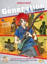 Yannick Robert - Generación de Guitarra - Método de Guitarra - Partitura - di-arezzo.es