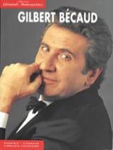 Collection Grands Interprètes - Gilbert Becaud - laflutedepan.com