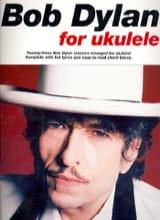 Bob Dylan For Ukulele Bob Dylan Partition laflutedepan.com