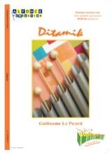 Picard Guillaume Le - Ditamik - Sheet Music - di-arezzo.co.uk