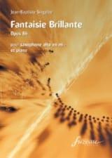 Fantaisie Brillante Opus 86 Jean-Baptiste Singelée laflutedepan.com