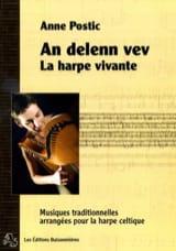 An Delenn Vev - la Harpe Vivante Anne Postic laflutedepan.com