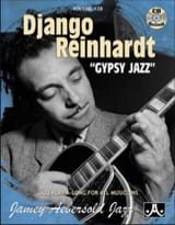 METHODE AEBERSOLD - Volume 128 - Django Reinhardt Gypsy Jazz - Partition - di-arezzo.fr