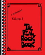 The Real Rock Book Volume 1 - C Instruments laflutedepan.com