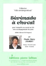 Claude-Henry Joubert - Serenade on Horse - Sheet Music - di-arezzo.co.uk