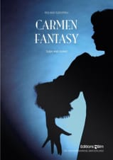 Roland Szentpali - Carmen Fantasy - Sheet Music - di-arezzo.co.uk