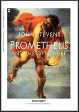 Prometheus and the Gift of Fire - John Stevens - laflutedepan.com