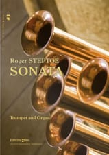 Sonata Roger Steptoe Partition Trompette - laflutedepan.com
