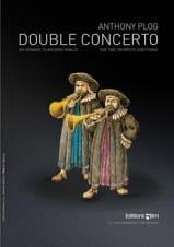 Double Concerto Anthony Plog Partition Trompette - laflutedepan.com
