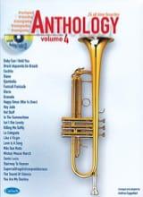 Anthology Volume 4 Partition Trompette - laflutedepan.com