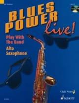 Blues Power Live ! Gernot Dechert Partition laflutedepan.com