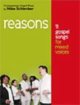 Niko Schlenker - Reasons - 11 Gospel Songs - Sheet Music - di-arezzo.co.uk