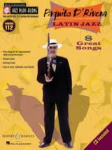 Jazz play-along volume 112 - Latin Jazz - 8 Great Songs laflutedepan.com