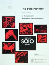 Henry Mancini - The Pink Panther - Sheet Music - di-arezzo.com