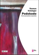 Podokodo Thomas Holzinger Partition laflutedepan