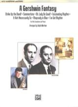 A Gershwin Fantasy - George and Ira Gershwin - laflutedepan.com