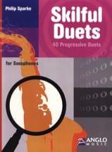 Philip Sparke - Skilful Duets - 40 Progressive Duets - Partition - di-arezzo.fr