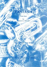 Fantasia James A. Garrett Partition Tuba - laflutedepan.com