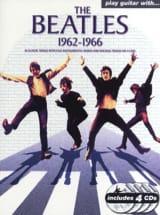 Play Guitar With... The Beatles 1962-1966 avec 4 CDs laflutedepan.com